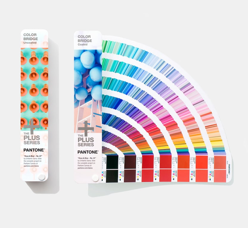PANTONE COLOR BRIDGE COATED & UNCOATED - Pantone Latinoamérica